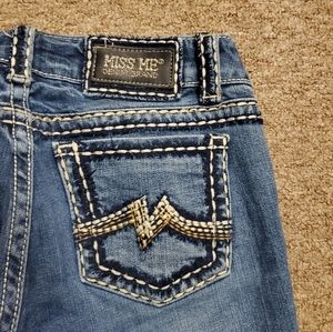 Miss Me Sunny Straight Jeans